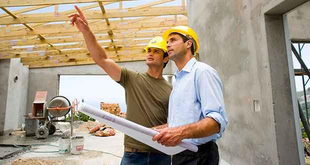 soñar con construir una vivienda