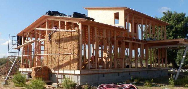 soñar construyendo una casa
