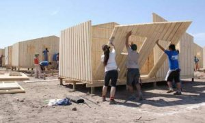 Soñar con Construir una Casa