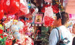 Soñar con San Valentín