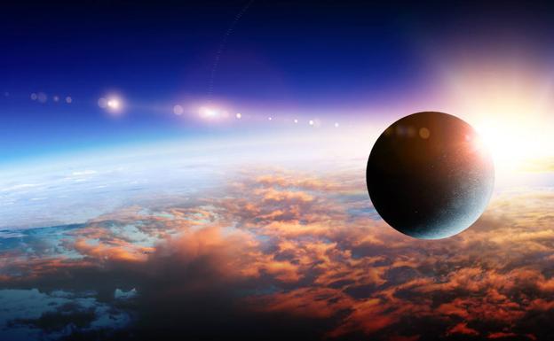 soñar con otro planeta imagen