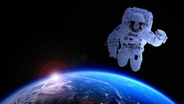 soñar con astronauta