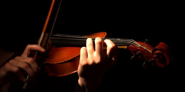 soñar tocando violin