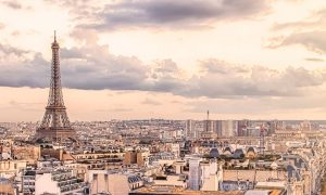 Soñar con la Torre Eiffel